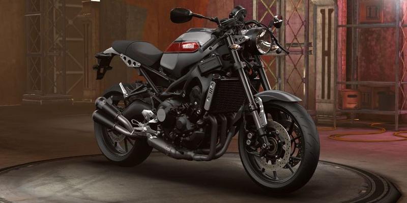 Yamaha XSR900 Lifestyle
