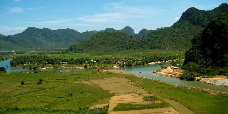 Phong Nha Veitnam