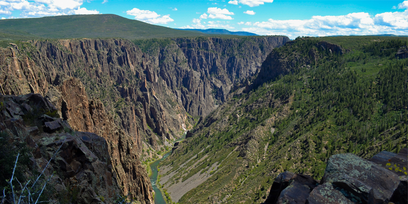 Black Canyon of the Gunnison National Park - USA