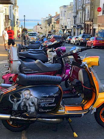 Union Street Ryde 2017 Isle of Wight