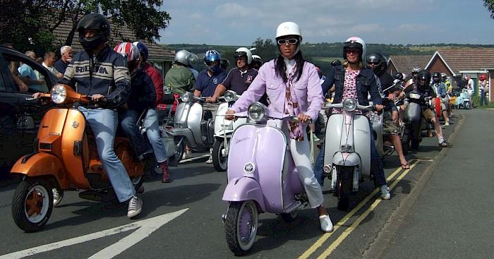 IOW Rally Rideout 2007